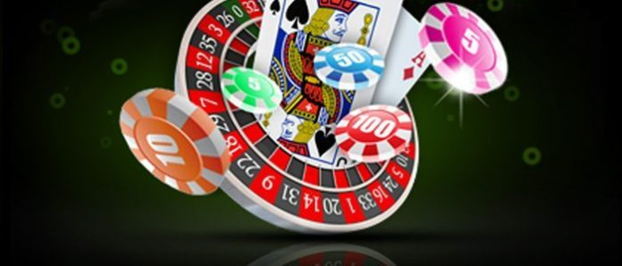 Play gambling games in your hand via smart mobile phone