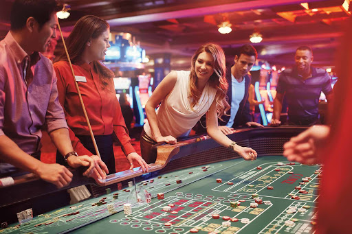 online casino slots games responsible for the success