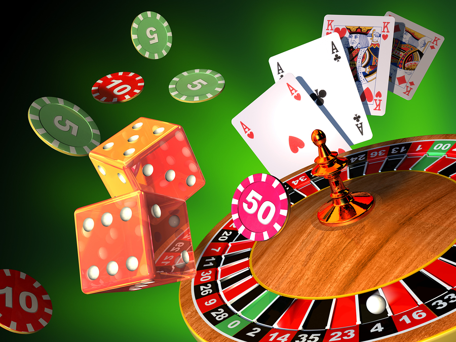 Get the various options within the online gambling
