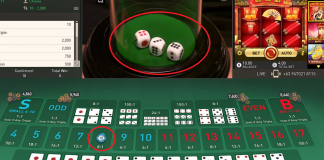 Online Baccarat Session