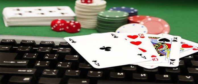 Play In An Online Casino
